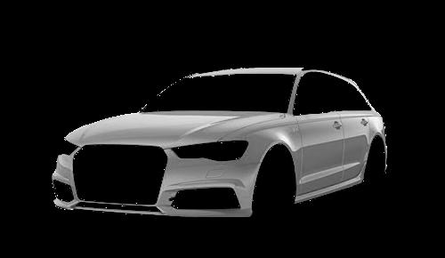 Цвета кузова S6 Avant